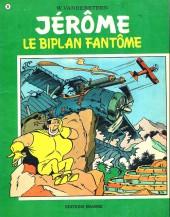 Jérôme -35a72- Le biplan fantôme