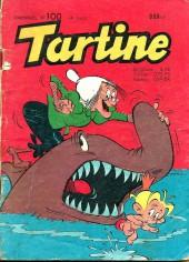 Tartine -100- Tartine veut sa statue