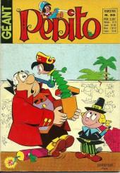 Pepito (3e Série - SAGE) (Numéro Géant) -35- Les Pygmées rouges
