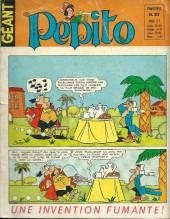 Pepito (3e Série - SAGE) (Numéro Géant) -37- Une invention fumante!