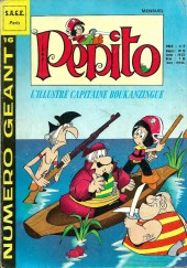Pepito (3e Série - SAGE) (Numéro Géant) -16- L'illustre capitaine Boukanzingue