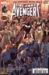 Uncanny Avengers (2e série) -11- Derniers jours