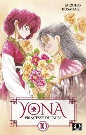Yona, princesse de l'aube -10- Tome 10