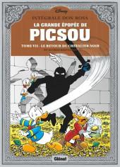 La grande Épopée de Picsou -7- Tome VII - Le Retour du Chevalier noir et autres histoires