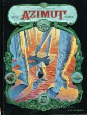 Azimut (Lupano/Andréae) -3- Les anthropotames du Nihil