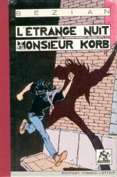 L'Étrange nuit de Monsieur Korb - L'étrange nuit de Monsieur Korb