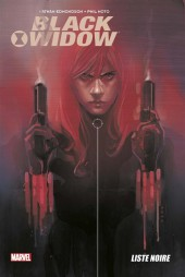 Black Widow (100% Marvel - 2014) -3- Liste noire