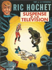 Ric Hochet -7a79- Suspense à la télévision