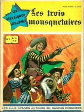 Les classiques illustrés (2e Série) -1- Les trois mousquetaires