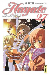 Hayate the combat butler -27- Tome 27