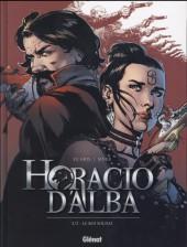Horacio d'Alba -2a2016- Le roi soldat