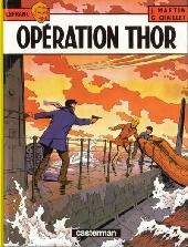 Lefranc -6b1991- Opération Thor