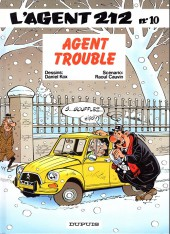 L'agent 212 -10a1995- Agent trouble