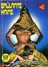 Série Jaune (Elvifrance) -144- Brûlante haine