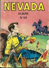Nevada (LUG) -Rec59- Album N°59 (du n°367 au n°370)
