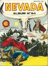 Nevada (LUG) -REC94- Album n°94 (du N°479 au N°481)