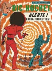 Ric Hochet -22a80- Alerte ! Extra-terrestres !