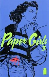 Paper Girls (Image comics - 2015) -3- Paper Girls