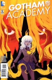 Gotham Academy (2014) -12- Arkham Asylum