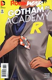 Gotham Academy (2014) -13- Robins Vs. Zombies