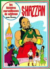 Les histoires merveilleuses de Whitman en bandes dessinées - Shazzan