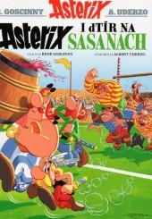 Astérix (en langues étrangères) -8Irlandais- Asterix I dir na Sasanach