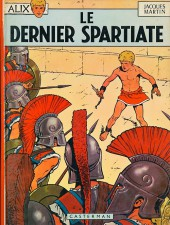 Alix -7a1974- Le Dernier Spartiate