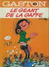 Gaston -10a1973- Le géant de la gaffe