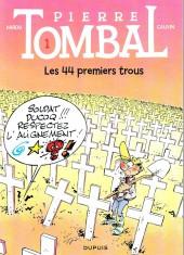 Pierre Tombal -1c2014- Les 44 premiers trous