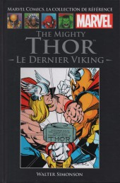 Marvel Comics - La collection (Hachette) -486- The Mighty Thor - Le Dernier Viking