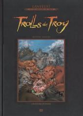 Lanfeust et les mondes de Troy - La collection (Hachette) -59- Trolls de Troy - L'histoire de Waha