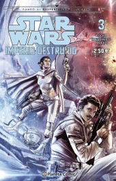 Star Wars: Imperio Destruido -3- El Imperio en pedazos. Parte III