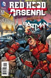 Red Hood / Arsenal (2015) -5- Gotham Born Part Two