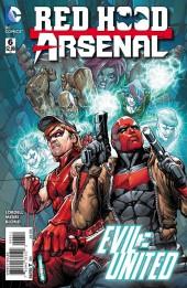 Red Hood / Arsenal (2015) -6- Punchline!