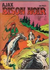 Ajax bison noir -9- Le pont de la rivière rouge