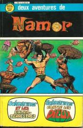 Namor -Rec01- Album N°4 (n°1 et n°2)
