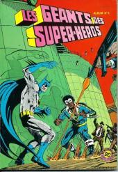 Les géants des super-héros -Rec04- Album N°4 (n°7 et n°8)