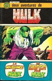 Hulk (3e Série - Arédit - Gamma) -Rec01- Album N°1 (n°1 et n°2)