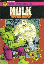 Hulk (3e Série - Arédit - Gamma) -Rec07- Album N°2 (n°12 et n°13)