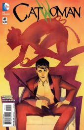 Catwoman (2011) -41- Caesar or Nothing, Part One