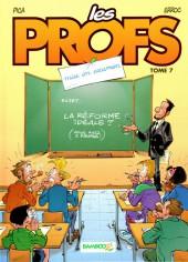 Les profs -7a10- Mise en examen