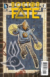 Doctor Fate (2015) -1- Blood and the Pharaohs