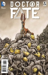 Doctor Fate (2015) -6- The Price