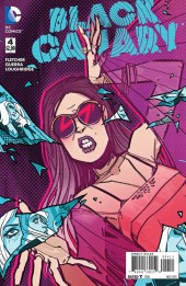 Black Canary (2015) -4- You're Lost Little Girl