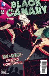 Black Canary (2015) -5- Cry in the Wind