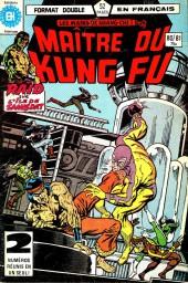 Les mains de Shang-Chi, maître du Kung-Fu (Éditions Héritage) -8081- Raid sur l'île de Samisdat