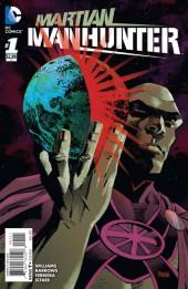 Martian Manhunter (2015) -1- Weapon !
