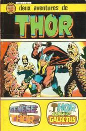 Thor le fils d'Odin -ALB03- Album N°3 (N°1 et N°2)