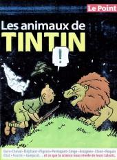 Tintin - Divers -76TL- Les animaux de Tintin