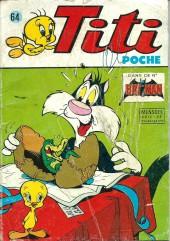 Titi (Poche) -64- Ne réveillez pas le chat qui dort!